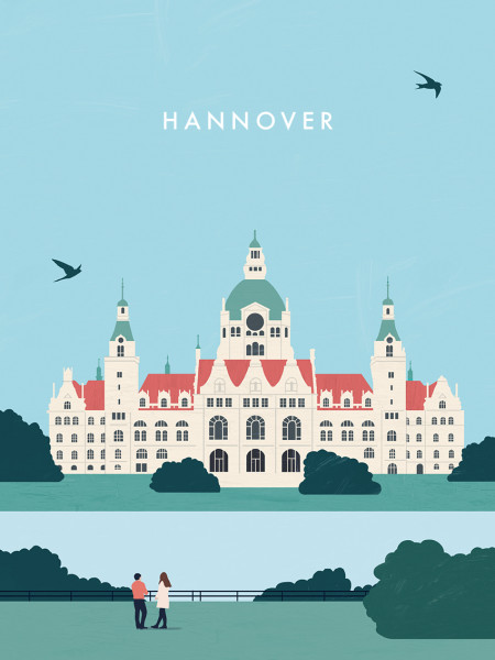 Hannover Poster