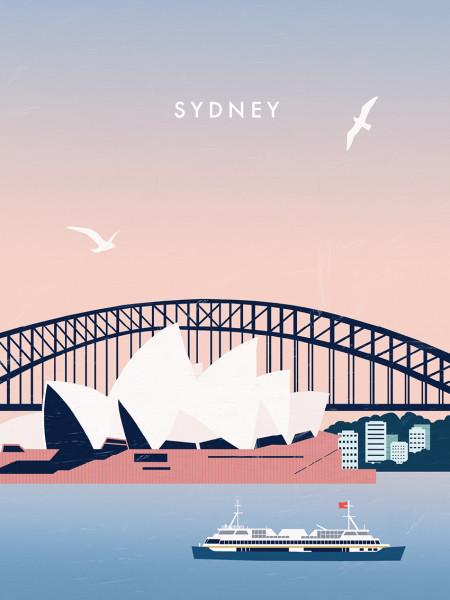 Sydney Poster