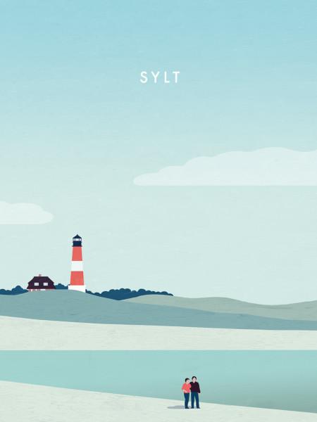 Sylt Poster