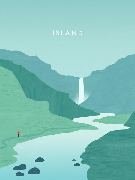 Island Poster
