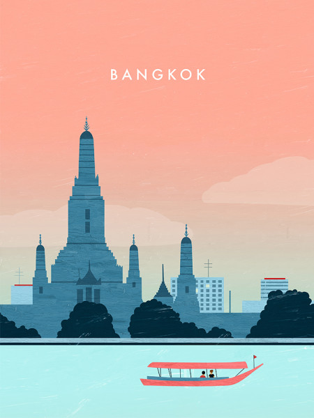 Bangkok Poster