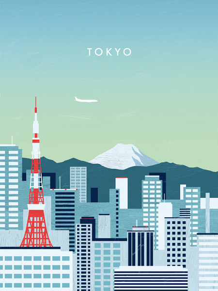 Tokio Poster