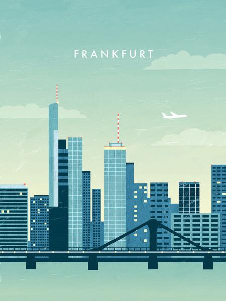 Frankfurt Poster